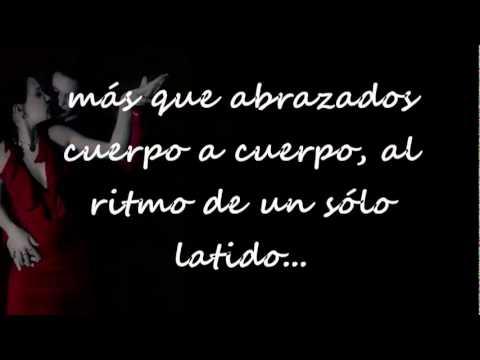 Daniel Santacruz - Bailando contigo - Bachata