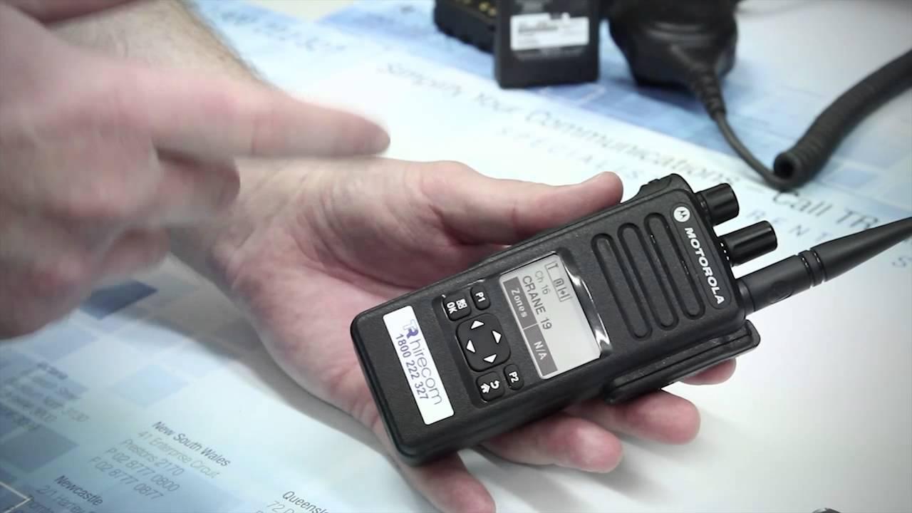 Motorola Impres Battery Maintenance and Tips