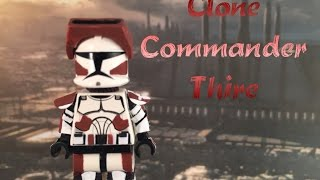 Download Video Lego Star Wars Clone Commander Thire Custom P1 MP3 3GP MP4