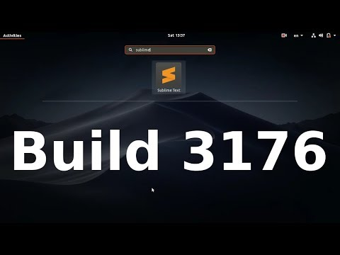 [CRACKED] Sublime Text 3 Licence Key Build 3176