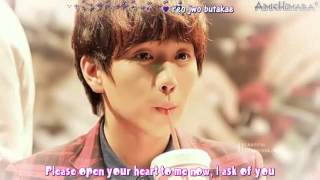 HD] B1A4 산들 Sandeul   짝사랑 Crush [ENG  ROM SUB] (360p)