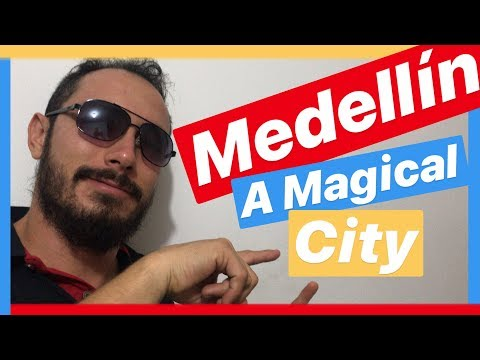 MEDELLIN, 🚀 The NEW HOTSPOT For TOURISM In The WORLD!! 🌎
