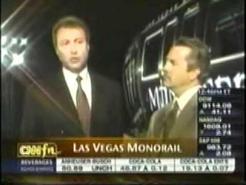 Monster Energy Monorail Train on CNNfn