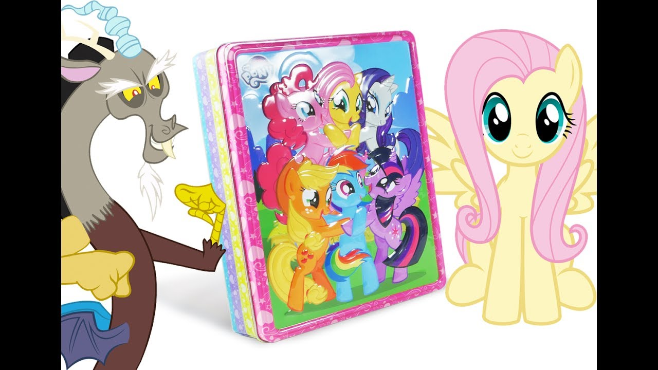 My Little Pony Activity Book MLP Coloring For Kids