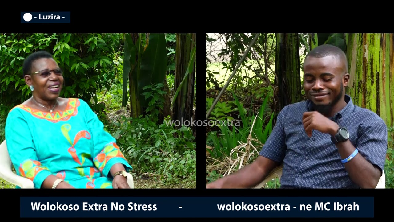 """MIRIA MATEMBE - The first """"Munyankole"""" to be appointed a minister (Part one)- MC IBRAH INTERVIEW"""