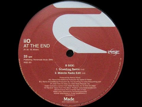 iiO ‎– At The End Scumfrog Remix