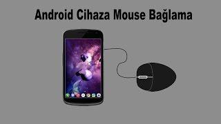 Telefona Veya Tablete Mouse (Fare) Nasıl Bağlanır??