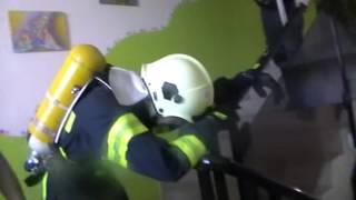 Jakub Lehotzky, SDH Karviná Ráj, soutěž Železný hasič Hnojník 2016