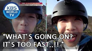 zip-line On Guemosan? What?! Woojin, Are You Oka