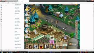 Видео урок как взломать зомби ферму