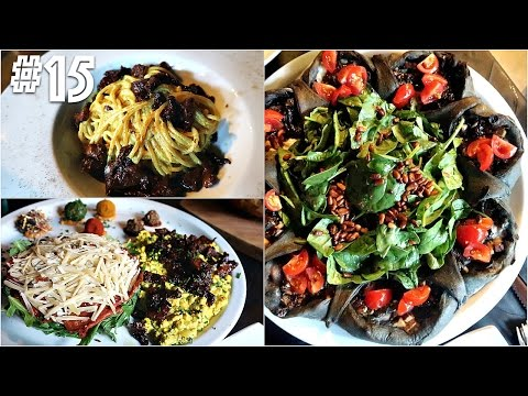 EPIC ITALIAN VEGAN MEAL | #15 (30 Videos in 30 Days) ♥ Cheap Lazy Vegan