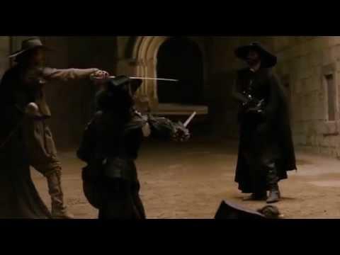 Diego Alatriste VS Gualterio Malatesta Y venganza de Iñigo Balboa