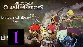 Might and Magic: Clash of Heroes - EP 1