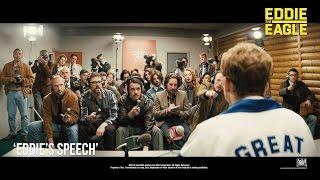 Eddie The Eagle ['Eddie's Speech' Movie Clip in HD (1080p)]