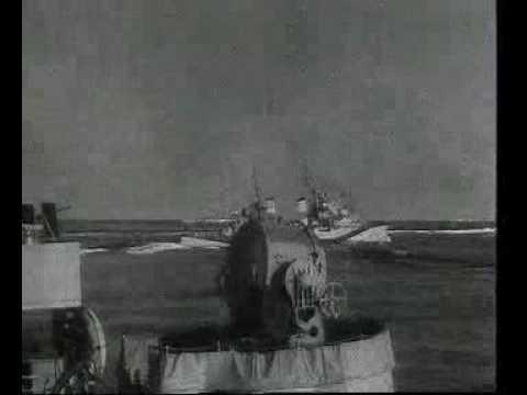 British Fleet in Action - WW2