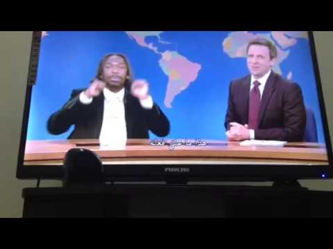 Jay Pharoah says the F word on live TV???