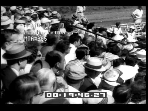 1960 US National Women's Doubles Final