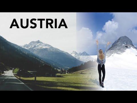 AUSTRIA - TRAVEL DIARY