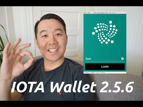 HOW TO: Use IOTA Wallet 2.5.6! New Promote Feature - Live Tutorial!