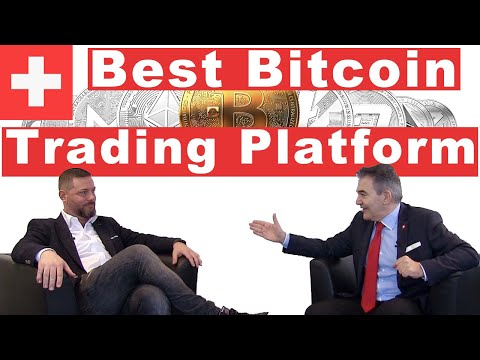 Best Crypto Trading Platform 2021 (Connected To A Swiss Bank