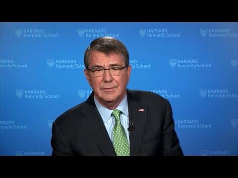 "Ash Carter advises ""coercive diplomacy"" for North Korea"