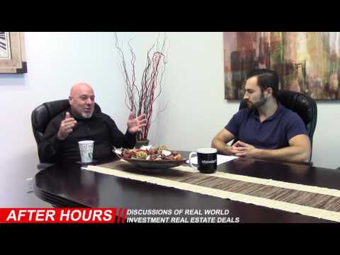 After Hours #1: Discussions on Real Life Investment Brokerage Deals