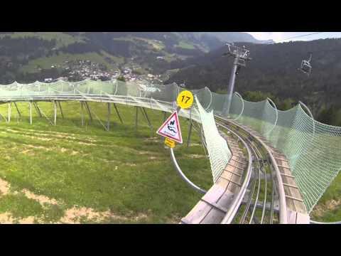 Alpine Coaster - Churwalden Switzerland