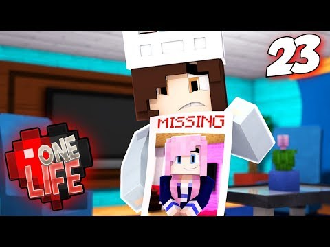 LIZZIE IS MISSING? | One Life SMP 2.23