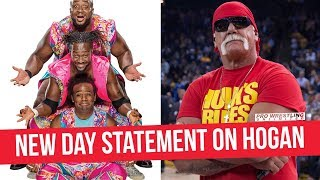 The New Day Release Statement On WWE Reinstating Hulk Hogan