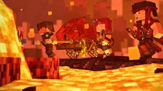 """Build On"" - A Minecraft Parody of Lean On By Major Lazer & DJ Snake (Music Video)"