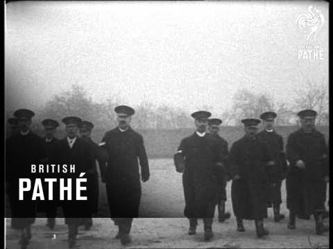 Special Constables At Hounslow  (1915)