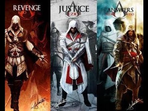 The Life Of Ezio Auditore Da Firenze Assassin S Creed 2