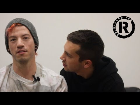 5 Moments That Made Twenty One Pilots Interview