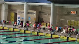 Publication Date: 2016-10-27 | Video Title: 2016-17九龍東區小學校際游泳比賽,女甲50米蛙泳