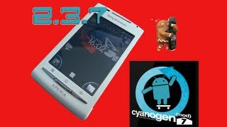 Gambar cover How to install Android 2.3.7 on Sony Ericsson X8