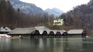 Von Berchtesgaden zum Königssee