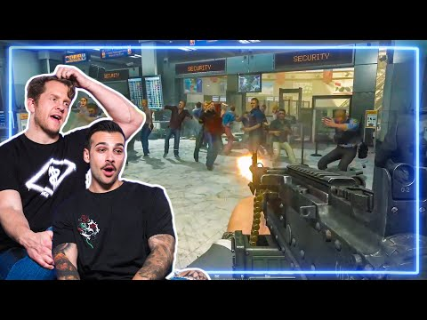 Spec Ops REACT to NO RUSSIAN and FAVELA from Call of Duty: Modern Warfare 2 | Experts React