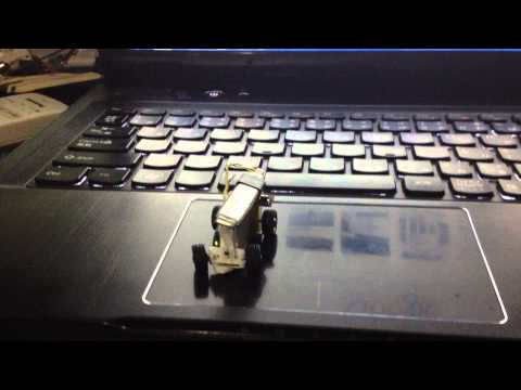 Road test HO scale EASY Build RCcar challenge