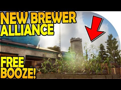NEW BREWERS ALLIANCE RECRUITMENT! (FREE BOOZE) (State of Decay 2 Gameplay Part 8)