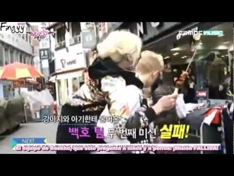 Making of a Star NU'EST Episodio 2 - Busan (28/03/12) - Subtítulos en español