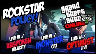 GTA 5 Online - Podcast With Optimistive UHalrity and Myself! (GTA 5 Gameplay)