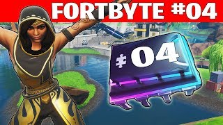 FORTBYTE #04 ☆ PLASMASCHWEIF LOOT LAKE ☆ Fortnite Season 9 Deutsch