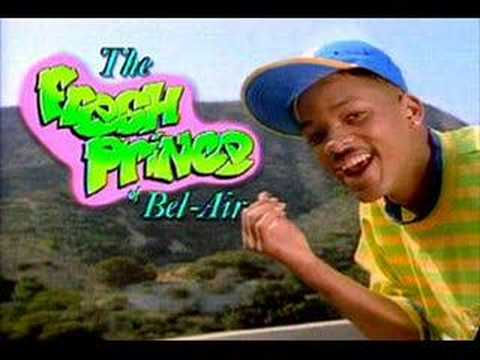 Fresh Prince of Bel Air  FULL THEME SONG