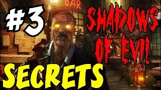 BLACK OPS 3 ZOMBIES SECRETS! [3] ★ Musical Easter Egg: Snakeskin Boots!