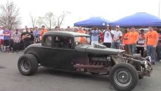 Funny Exhaust Competition Part 2, Umass Car Show 2015