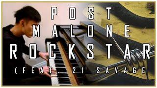 Post Malone - rockstar (feat. 21 Savage) (Piano Cover | Sheet Music)