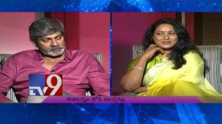 Jagapathi Babu with Aamani, for old times sake ! - TV9