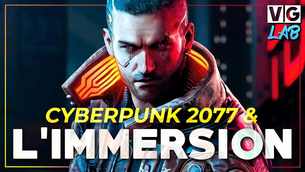 Download L'IMMERSION SELON CYBERPUNK 2077   Video Games Lab #3