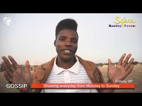 Space Reality Xpress on BM TV Africa from Monday-  Sunday