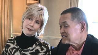 Joni Eareckson Tada and Ken Tada Interview Part One